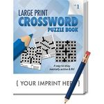 PUZZLE PACK, LARGE PRINT Crossword Puzzle Set - Volume 1 -