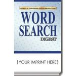 PUZZLE PACK, Word Search Digest Puzzle Book -