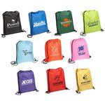 Buy Custom Imprinted Quick Sling Budget Backpack