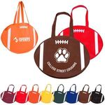 Buy Custom Imprinted Tote Bag RallyTotes (TM) Football