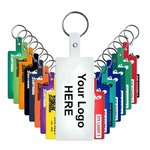 Buy Rectangle Flexible Key Tag