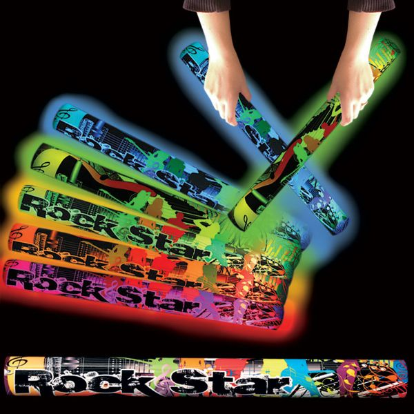 Main Product Image for Rock Star Light Up LED Glow Lumiton