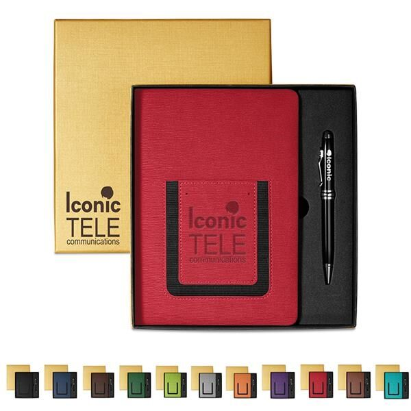 Main Product Image for Roma Journal & Executive Stylus Pen Set