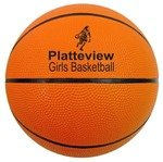 Rubber Basketball - Mini Size -