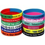 Buy Custom Wristband Rubber
