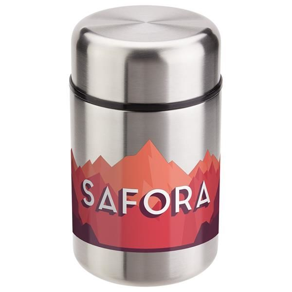 Main Product Image for Safora 13 oz Vacuum Insulated Food Canister