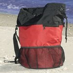 Sand Bag - Red
