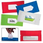 Buy Sanitizer Wipes In Re-sealable Pouch