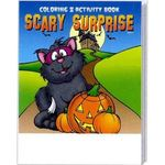 Scary Surprise Coloring and Activity Book -