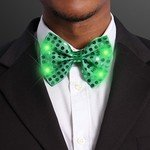 Buy Bow Tie with Sequins With Leds