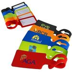 Buy Silicone Luggage Tag