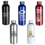 Buy Sleek-Sip 17 oz Vacuum Insulated Stainless Steel Bottle