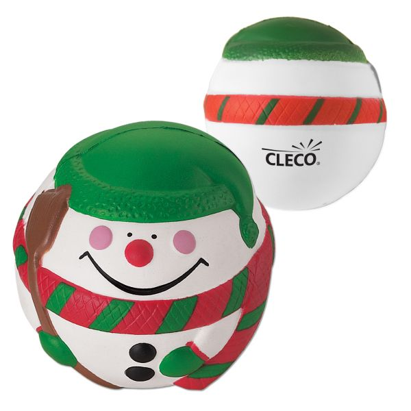 Main Product Image for Stress Reliever Snowman