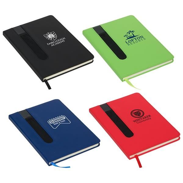 Main Product Image for Soft-Cover Journal w/ Elastic Pen Holder
