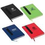 Soft-Cover Journal w/ Elastic Pen Holder -