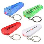 Buy Custom Imprinted Key Chain with Sound N Sight LED