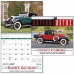 Buy Spiral Antique Autos Vehicle Appointment Calendar