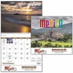 Buy Spiral Mexico Scenic Appointment Calendar