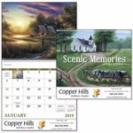 Buy Spiral Scenic Memories Appointment Calendar