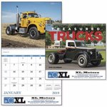 Buy Spiral Treasured Trucks Vehicle Appointment Calendar