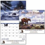 Buy Spiral Western Frontier Americana Appointment Calendar