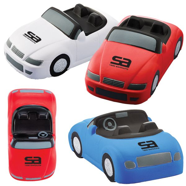 Main Product Image for Stress Reliever Sports Car