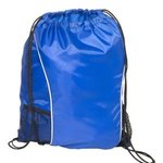 Sportsman String-A-Sling Backpack - Royal Blue