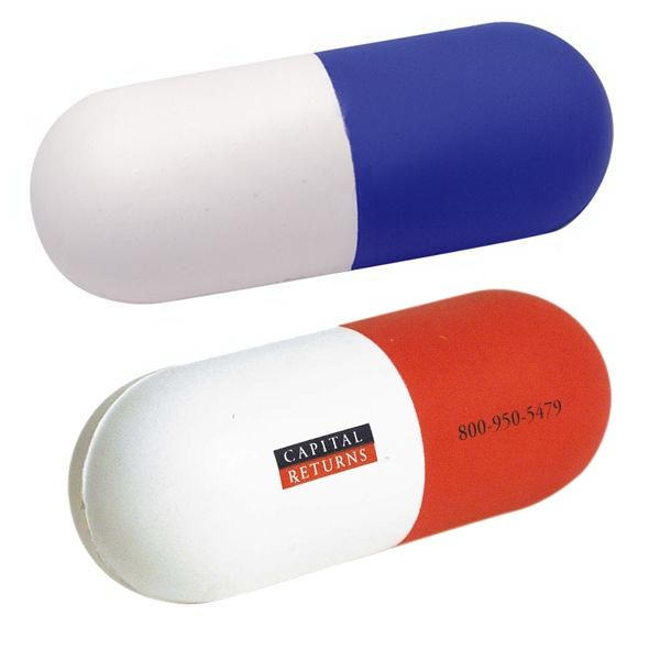Main Product Image for Squeezies(R) Capsule Stress Reliever