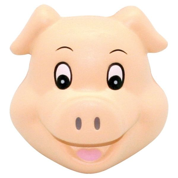 Main Product Image for Squeezies(R) Cute Pig Head stress reliever