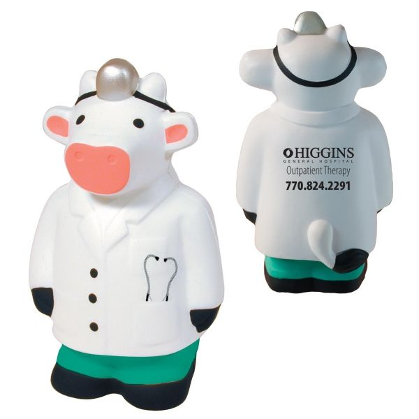 Main Product Image for Squeezies(R) Doctor Cow Stress Reliever