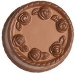 Squeezies(R) Cake Stress Reliever - Brown