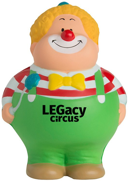 Main Product Image for Squeezies (R) Clown Bert Stress Reliever