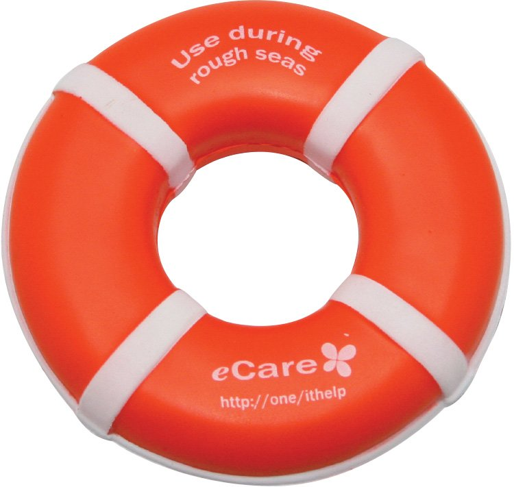 Main Product Image for Squeezies(R) Life Ring Stress Reliever