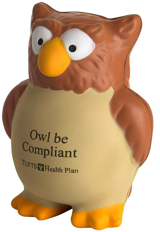 Main Product Image for Squeezies(R) Owl Stress Reliever