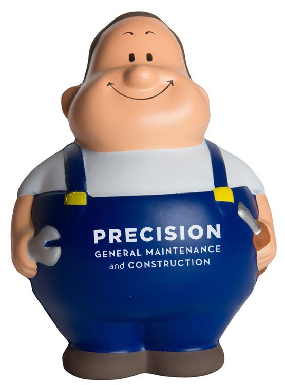 Main Product Image for Squeezies(R) Workman Bert Stress Reliever