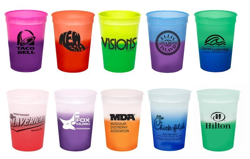 Main Product Image for Stadium Cup Color Changing Mood 12 oz.