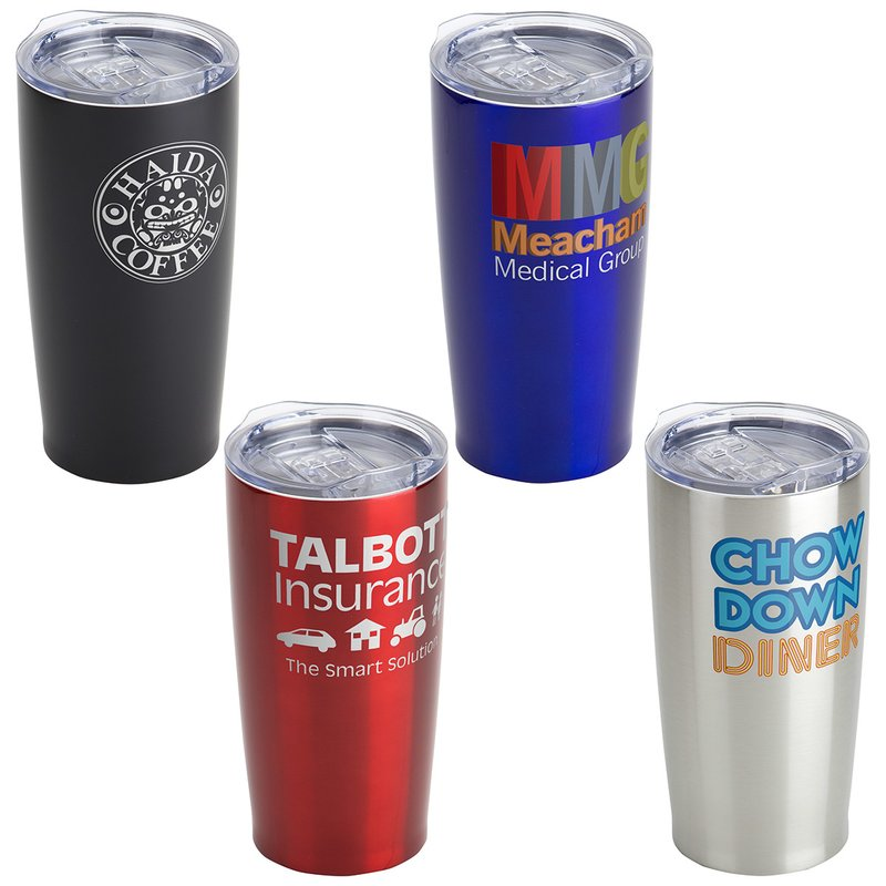Main Product Image for Stainless Steel Travel Tumbler Insulated 20oz