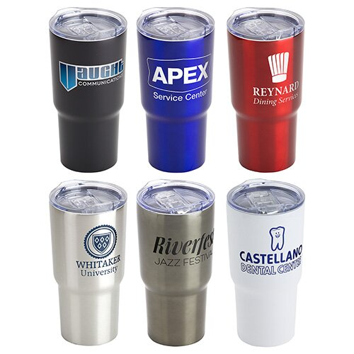 Main Product Image for Belmont Stainless Steel Travel Tumbler Insulated 20oz