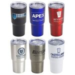 Stainless Steel Travel Tumbler Vacuum Insulated 20oz -