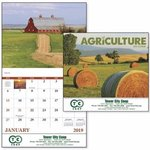 Buy Stapled Agriculture Americana Appointment Calendar
