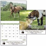 Buy Stapled Baby Farm Animals Lifefstyle Appointment Calendar