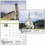 Buy Stapled Churches Scenic Appointment Calendar