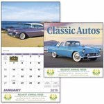 Buy Stapled Classic Autos Vehicle Appointment Calendar