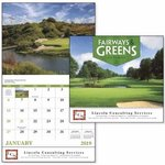 Buy Stapled Fairways & Greens Lifestyle Appointment Calendar