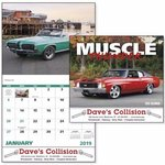 Buy Stapled Muscle Thunder Vehicle Appointment Calendar