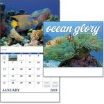 Buy Stapled Ocean Glory Lifestyle Appointment Calendar