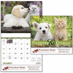 Buy Stapled Puppies & Kittens Lifestyle Appointment Calendar
