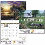 Buy Stapled Scenic Memories Appointment Calendar