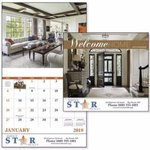 Buy Stapled Welcome Home Lifestyle Appointment Calendar
