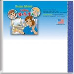 Storybook - Learn About Calling 9-1-1 - Multi Color